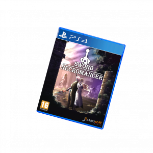Sword of the Necromancer PS4 Standard Edition